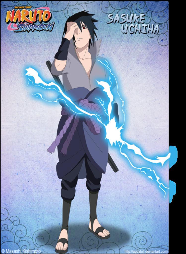 Uchiha Sasuke by Apostoll on deviantART  Uchiha Sasuke