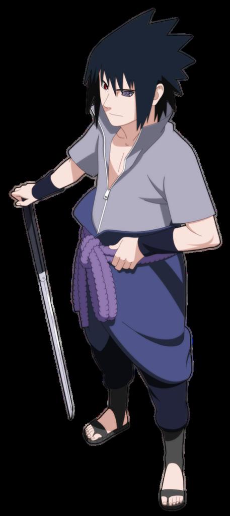 sasuke  Equipe 7 naruto Naruto fotos Sasuke e itachi