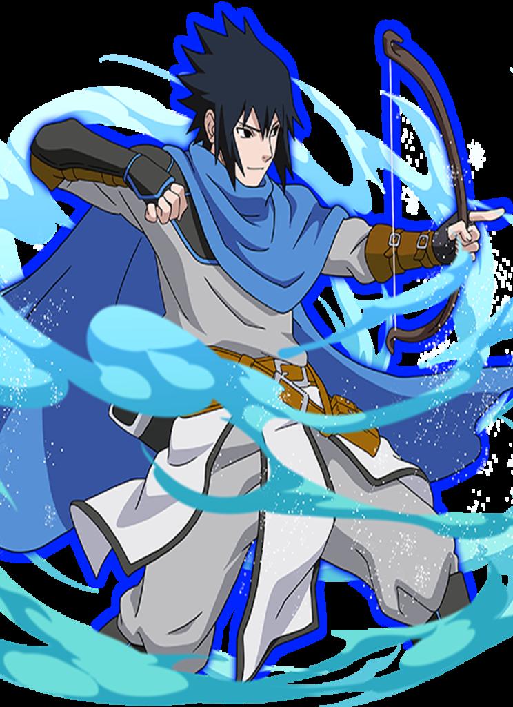 Uchiha Sasuke  Archer