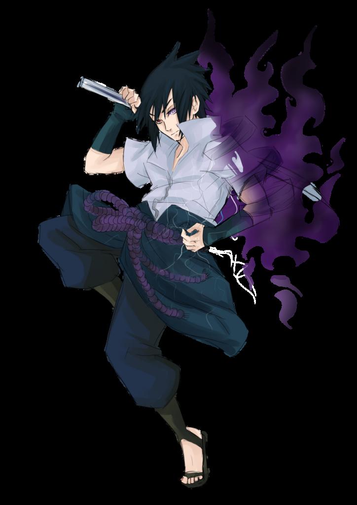 Team 7 Uchiha Sasuke by StrayInk92 on DeviantArt