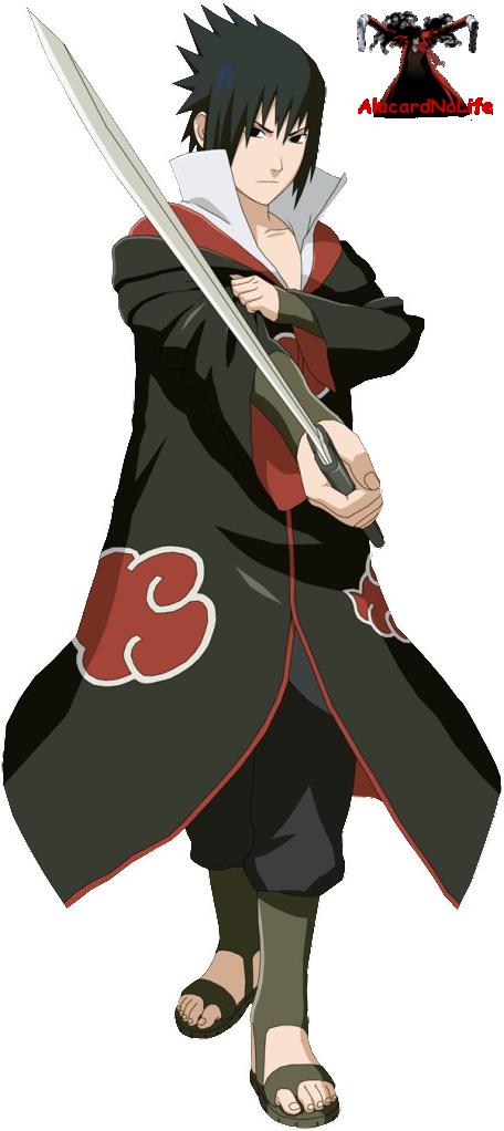 Sasuke Uchiha Akatsuki by AlucardNoLife on DeviantArt