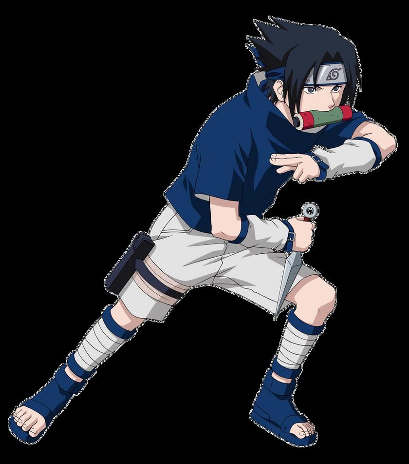 Sasuke Uchiha rendered by alerkina2 - Sasuke Wallpaper