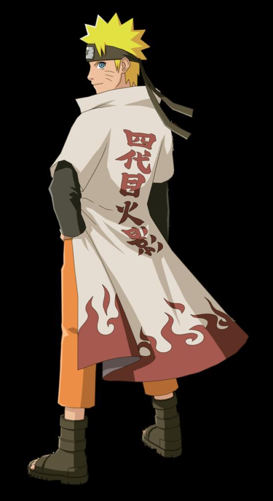Storm 3 Hokage Naruto Render by xUzumaki on deviantART