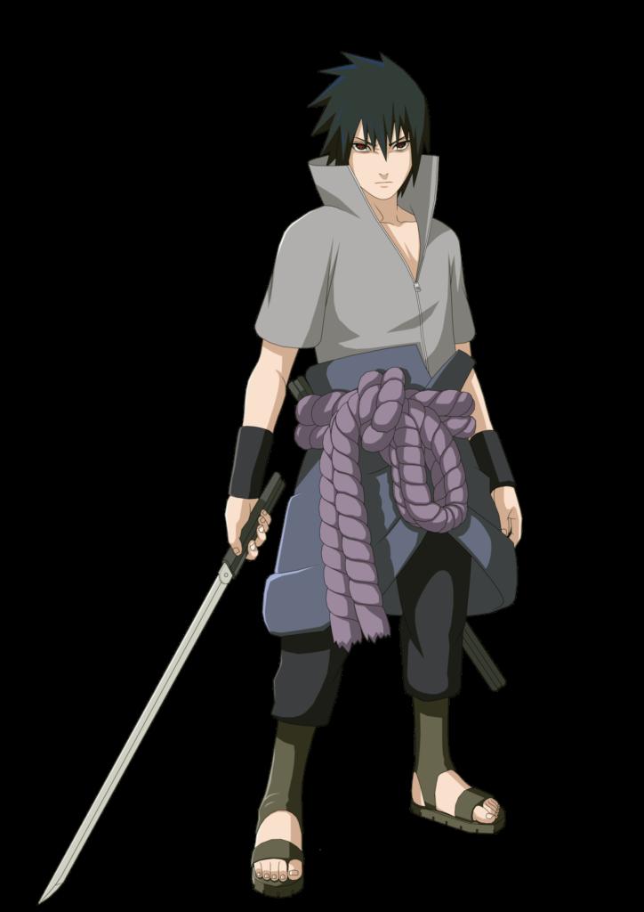 Sasuke Wallpapers Full Body  Wallpaper Cave