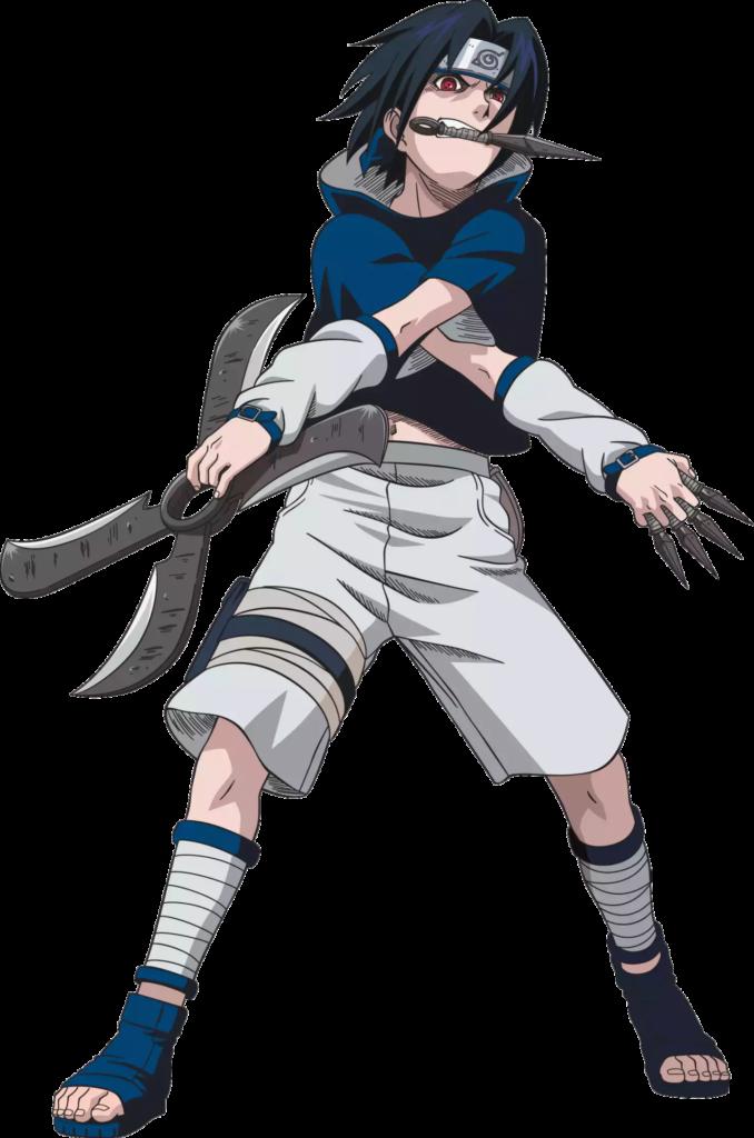 Kid Hinata vs Kid Sasuke  Battles  Comic Vine