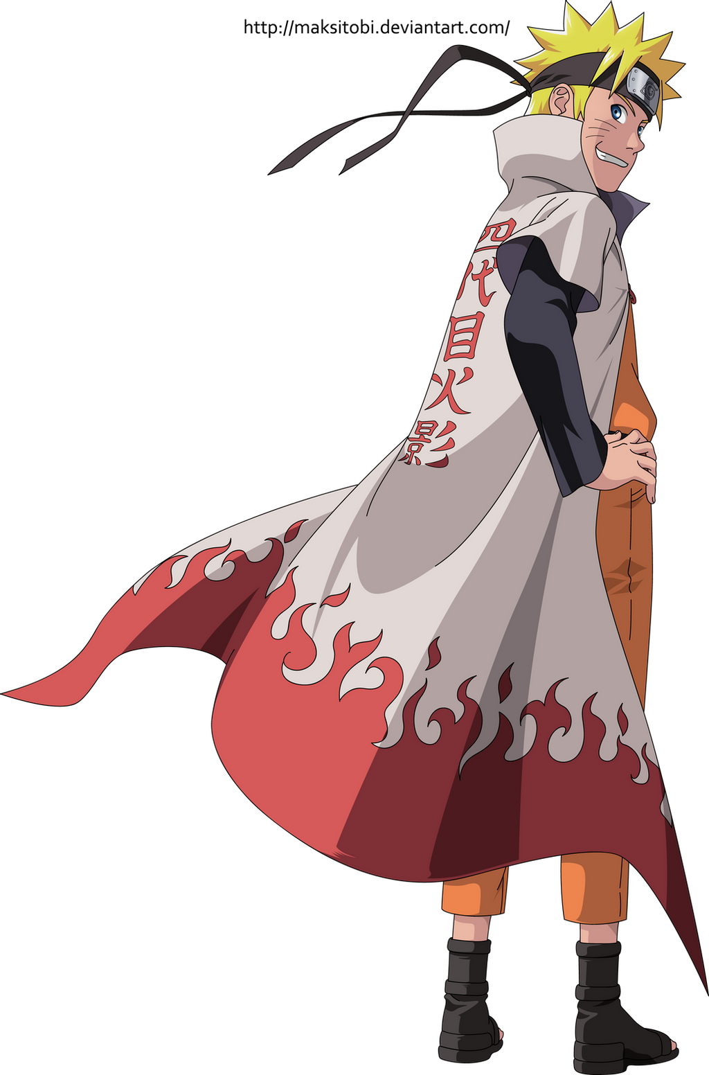 Naruto hokage by Epistafy on DeviantArt - Sasuke as Hokage
