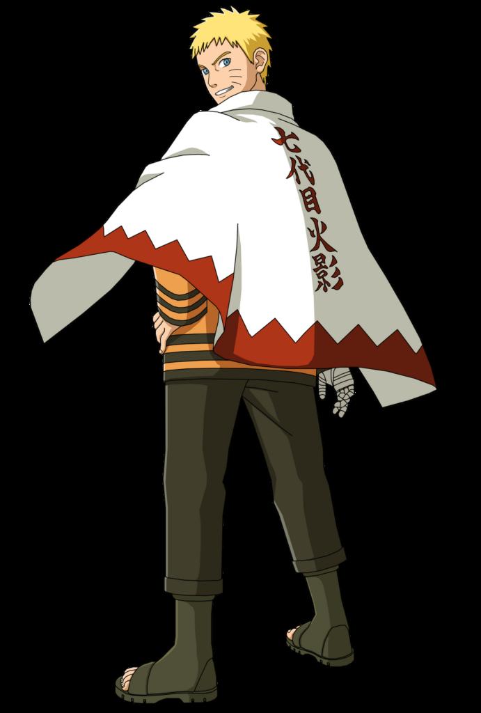 Naruto Seventh Hokage by MasonENGINE on DeviantArt