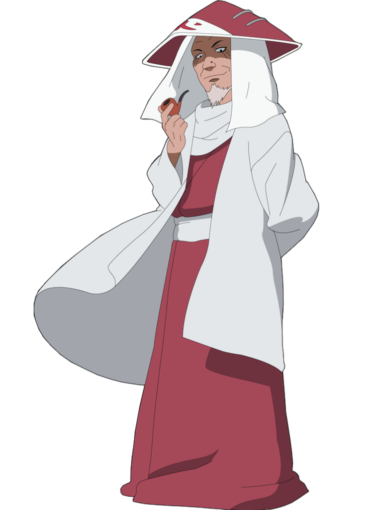 Tercer Hokage  Fotos de naruto Naruto Personajes