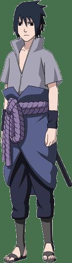 Sasuke Uchiha  Curiosidades  Naruto Datos