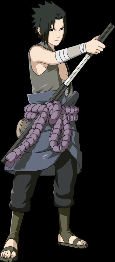 Sasuke Uchiha And Naruto Uzumaki Full Body  Foto Bugil
