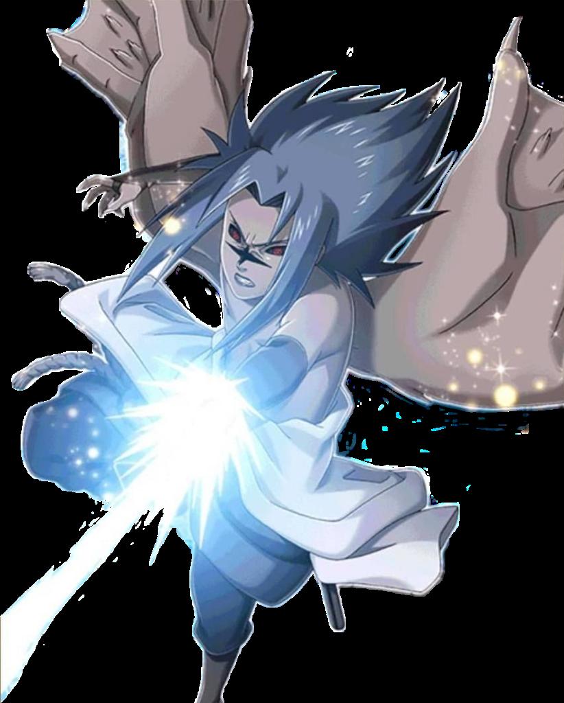 naruto shippuden sasuke uchiha picsart curse mark