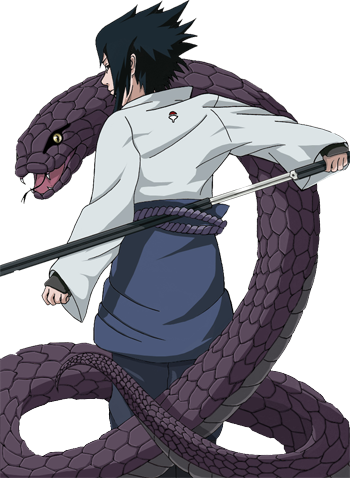 Shippuden Sasuke W Snake Photo by ChibiPower  Photobucket
