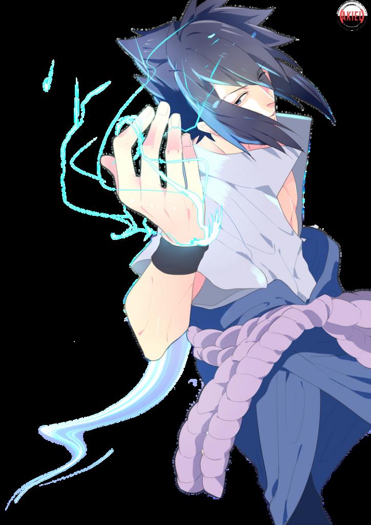 Uchiha Sasuke Render by SilentAkiel on DeviantArt