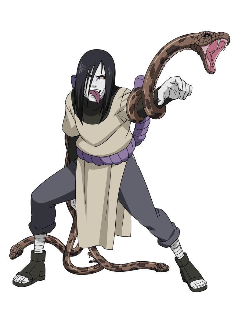 Orochimaru by xUzumaki on deviantART  Naruto characters