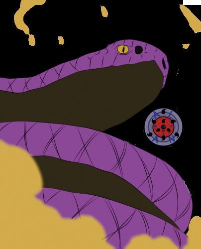 Sasuke Snake Aoda by AlanMac95 on DeviantArt