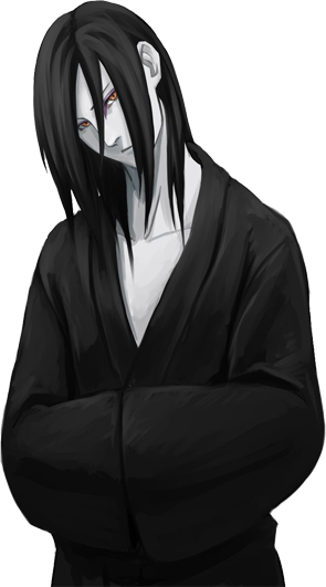 Orochimaru  The White Snake
