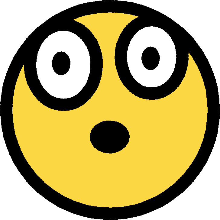 Shocked Smiley Faces  ClipArt Best