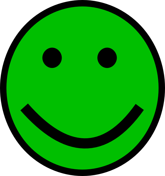 Green Sick Smileyface Clipart  Clipart Suggest