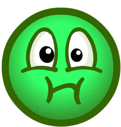 Sick Smiley Face Images  Clipartsco