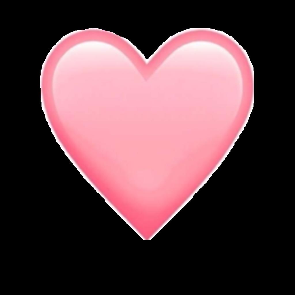Download Pink Heart Emoji Png  PNG  GIF BASE