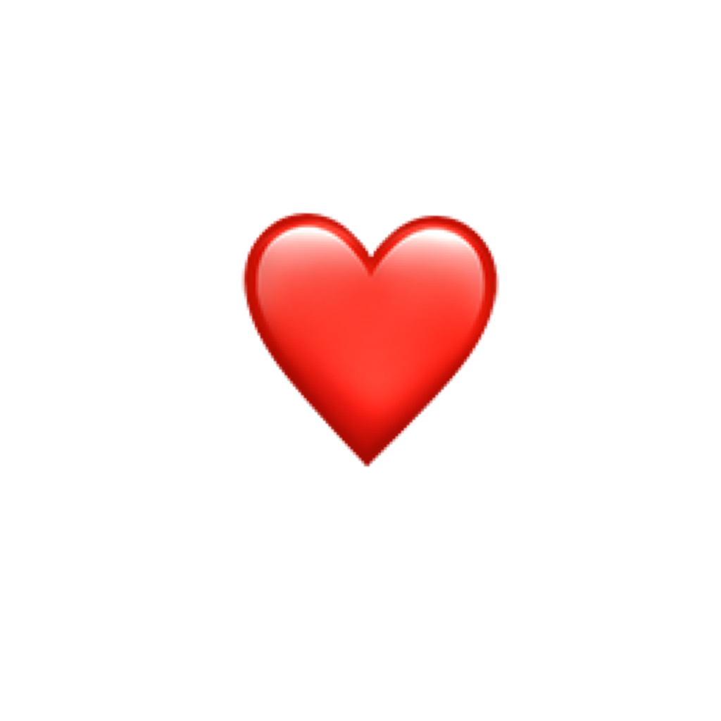 The gallery for  Emoji Red Heart