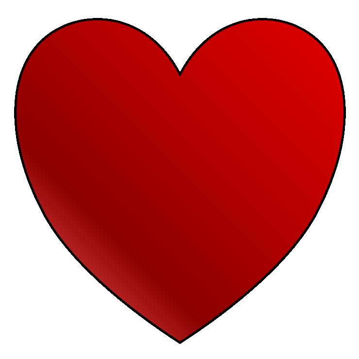 Small Hearts Clip Art  Clipartsco