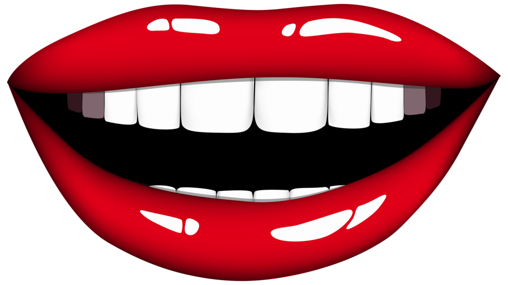 Mouth Smile Clip art  Smiling Mouth Cliparts png download