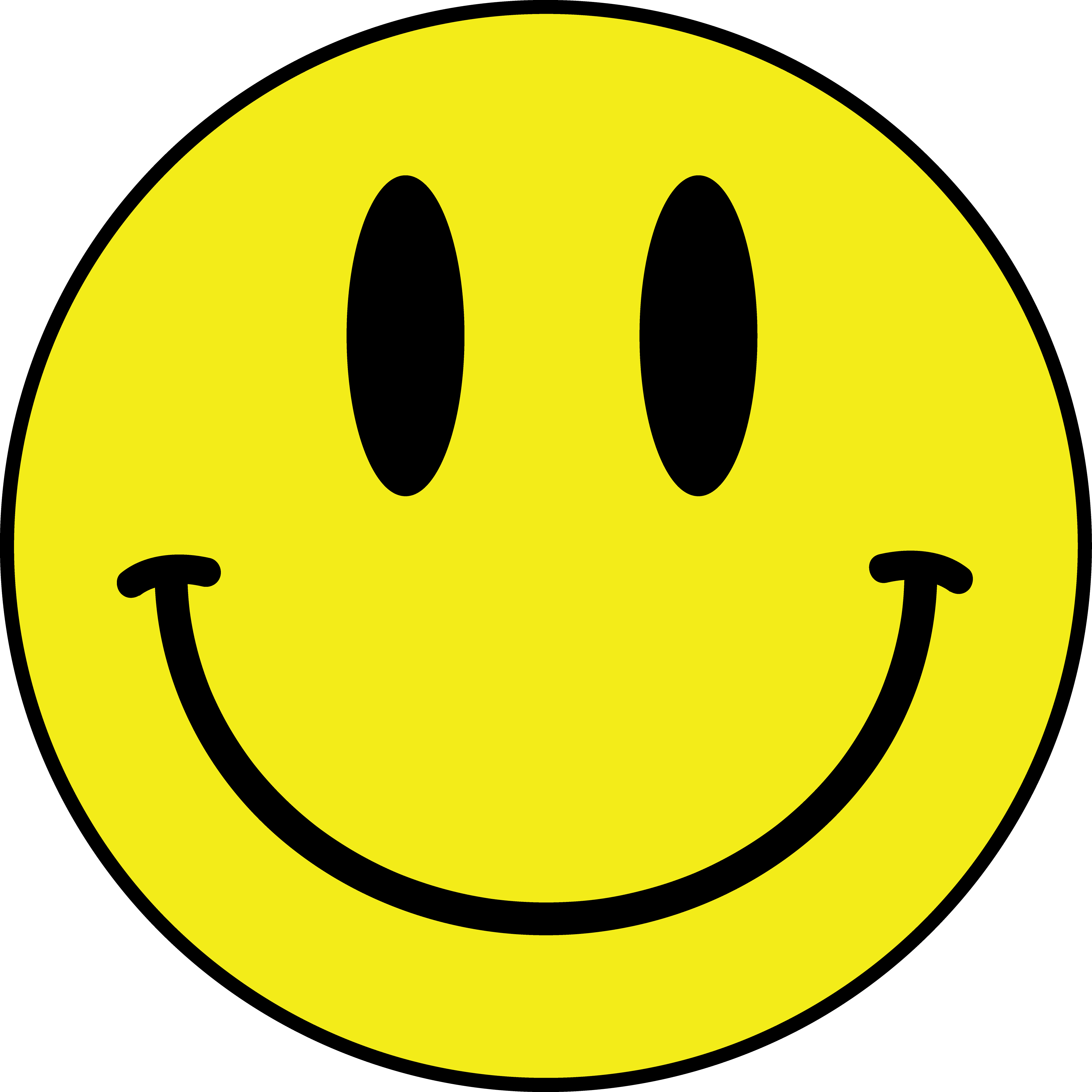 PNG Smiling Face Transparent Smiling Face.PNG Images ... - Smiley-Face Clear Background