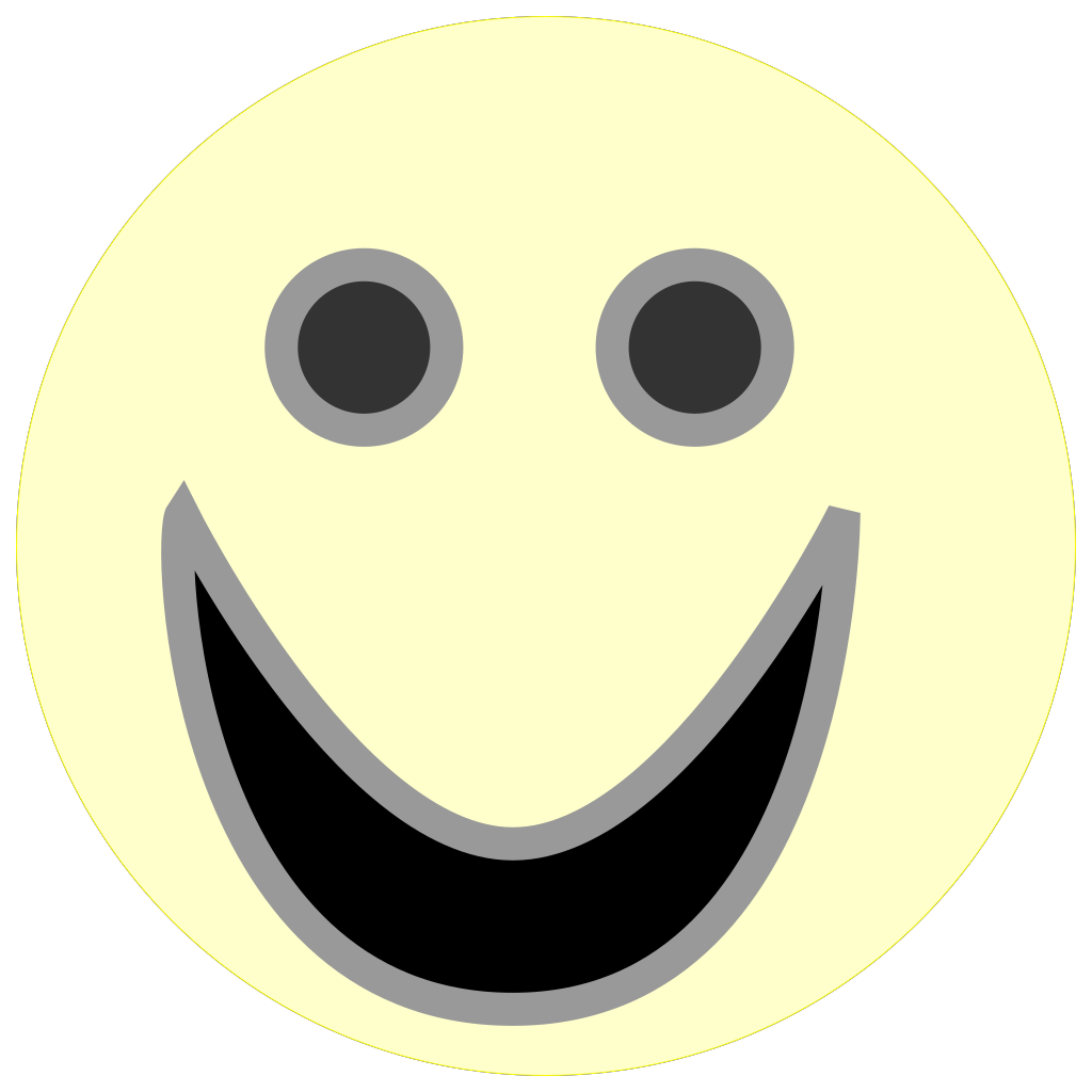 Smiley Face PNG SVG Clip art for Web  Download Clip Art