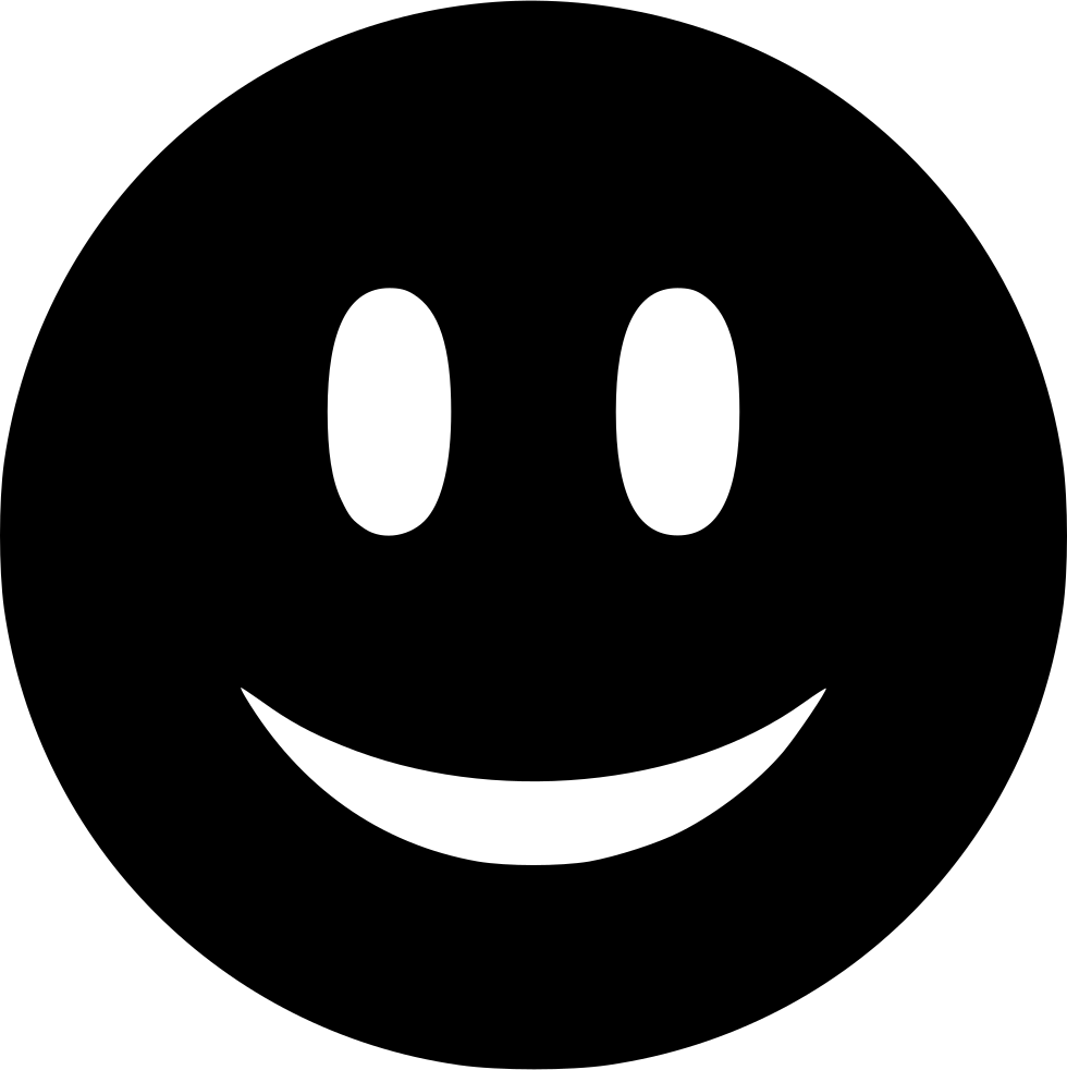 Smiley Face Svg Png Icon Free Download (