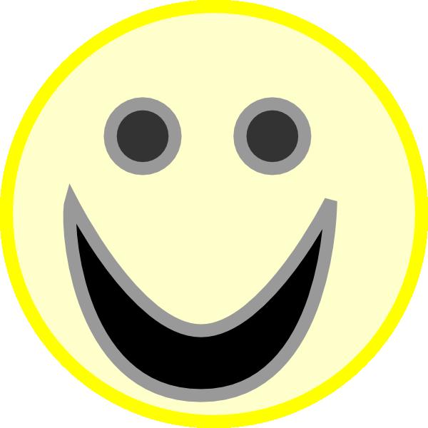 Smiley Face clip art Free Vector  4Vector