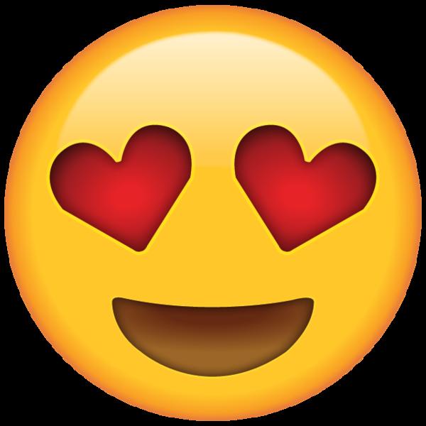 Download Heart Eyes Emoji Icon  Emoji Island