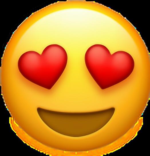 Download Emoticon Heart Smiley Upscale Whatsapp Emoji HQ