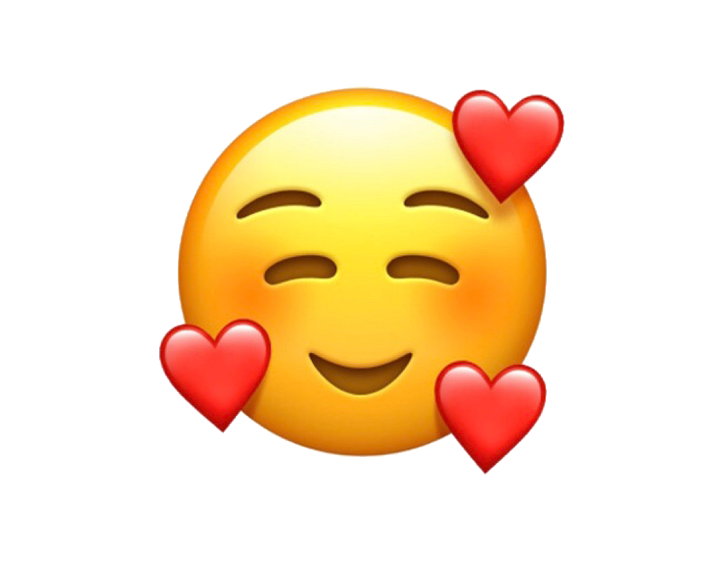 emoji heart smiley aesthetic tumblr freetoedit