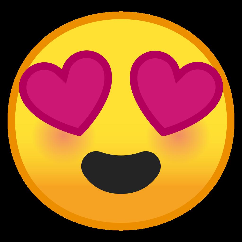 Emoji Smiley Heart Emoticon Face  Emoji png download