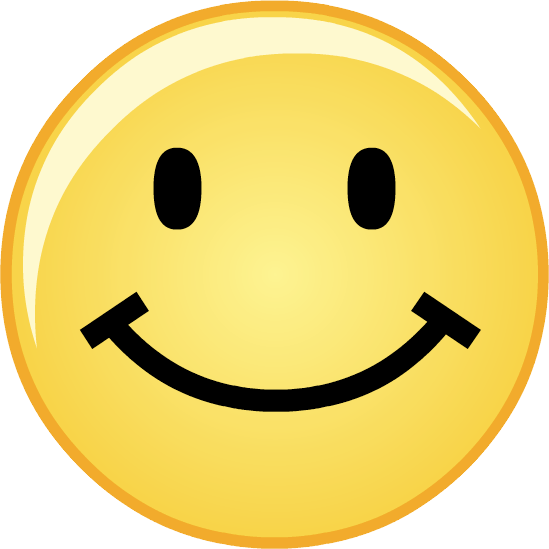 Smiley Transparent Background  Free download on ClipArtMag