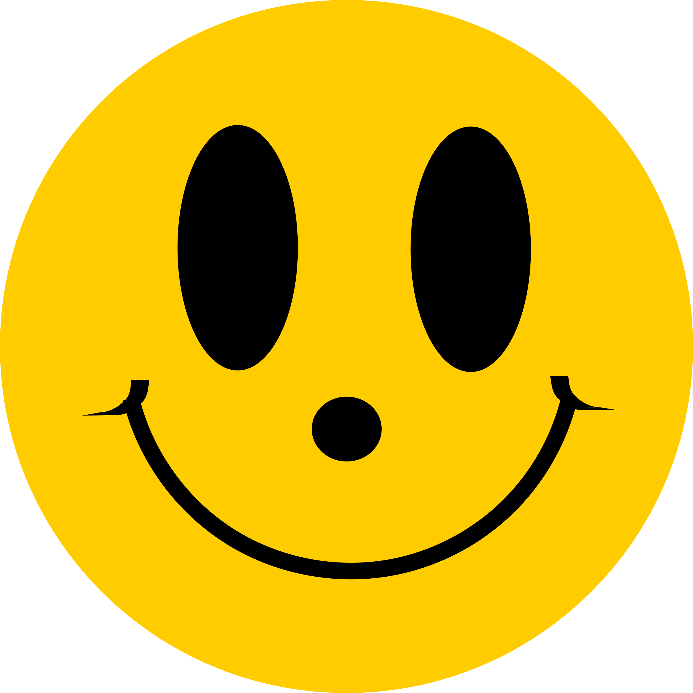 Smiley Looking Happy PNG Image - PurePNG   Free ... - Smiley Face with No Background
