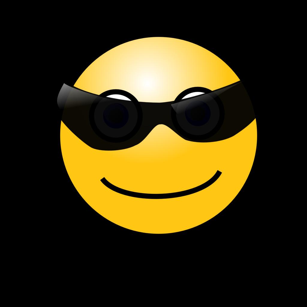 Smiley Sunglasses  ClipArt Best