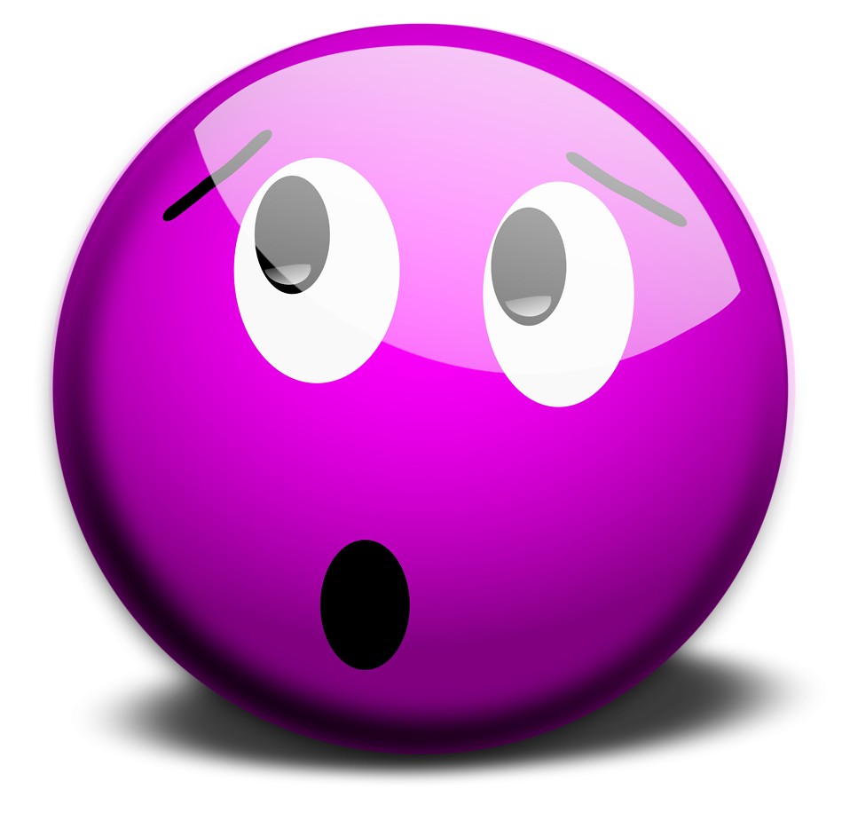 Free Stock Photos  Illustration of a purple smiley face