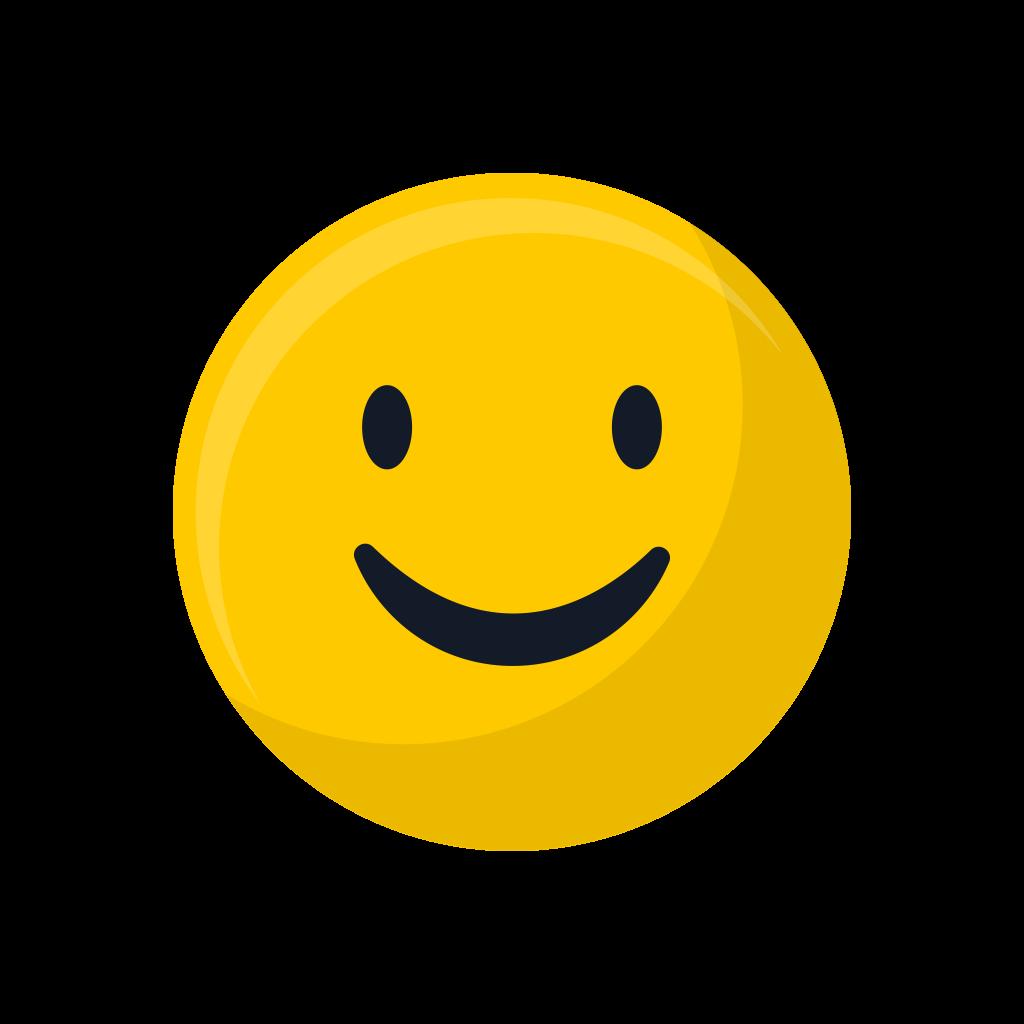 Smile Emoji PNG Image Free Download searchpngcom