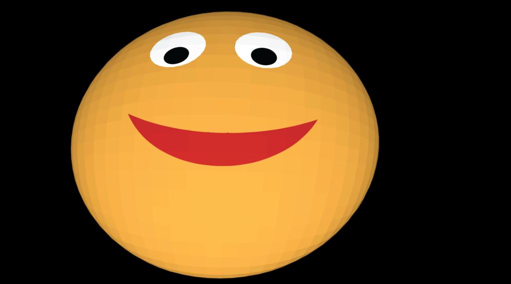 3D Emoji  Smile