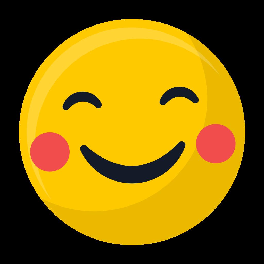 Shy Emoji PNG Image Free Download searchpngcom