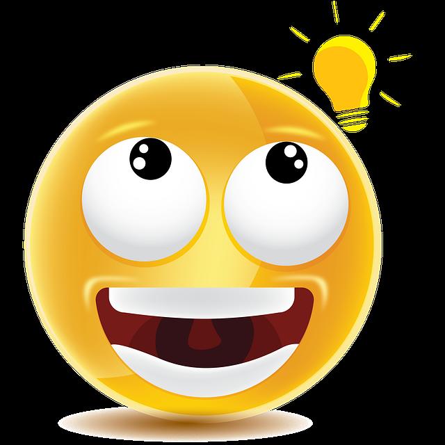 Free photo Face Cartoon Happy Emoji Smile Emoticon Smiley
