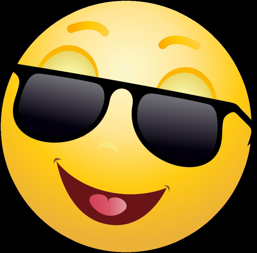 Smile Emoji Face PNG Image Background  PNG Arts