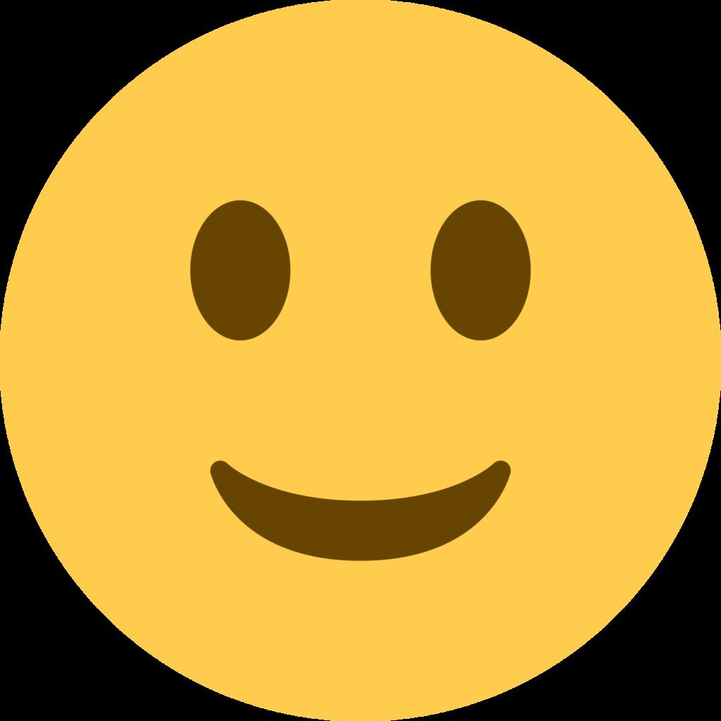 Smiling Emoji Png HD PNG   Pictures  vhvrs