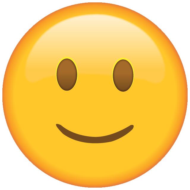 Download Slightly Smiling Face Emoji  Emoji Island