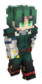 Deku Minecraft Skins  NameMC
