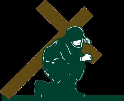 Soldier Kneeling In Prayer Clipart  Free download on