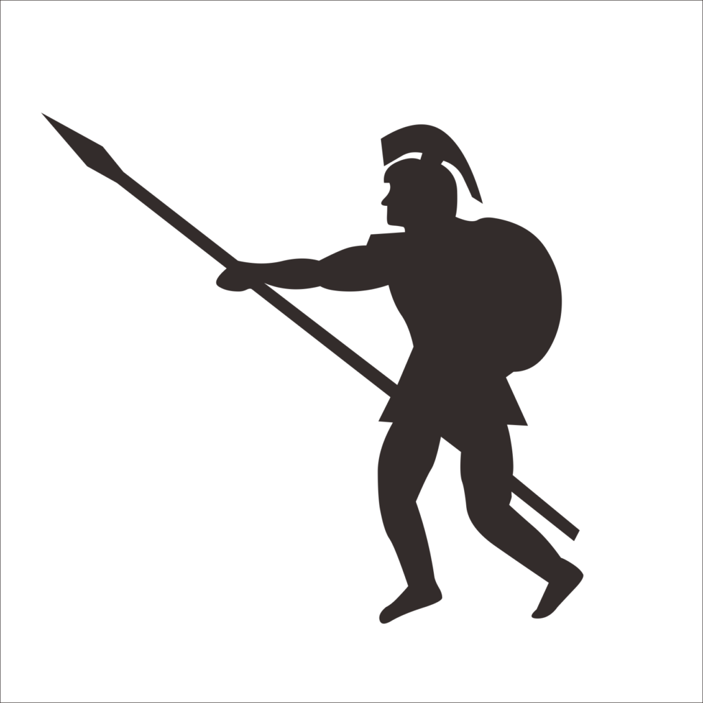Ancient Rome Soldier Silhouette Clip art  Soldiers png