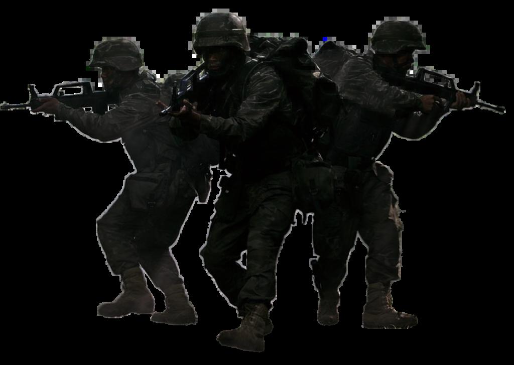 Swat Silhouette at GetDrawings  Free download